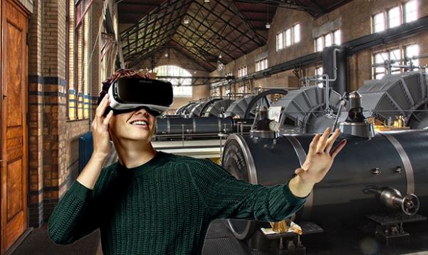 Woudagemaal VR