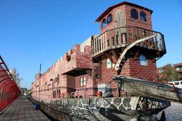 Museumboot Kasteel Vlotburg