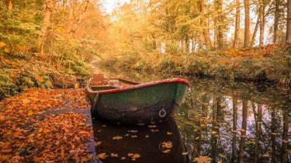Gaasterland in de Herfst