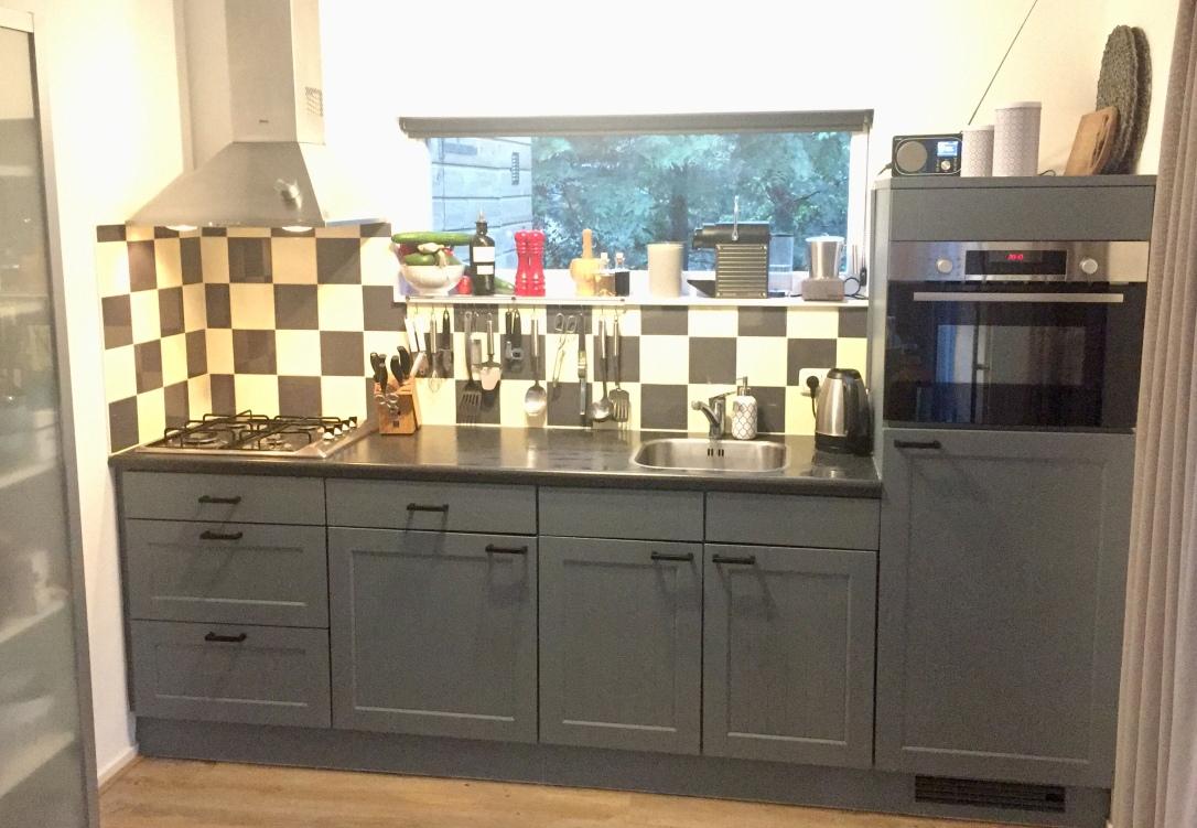Keuken Roodborstje
